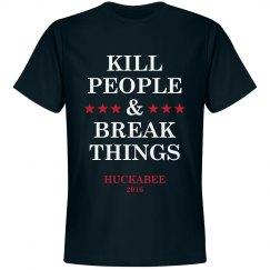 Kill People & Break Thing