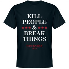 Kill People & Break Thing