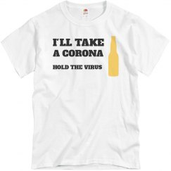 Take Corona, Hold The Virus