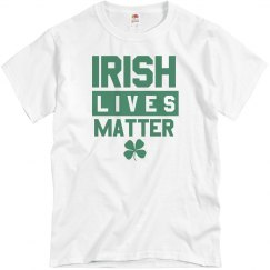 Irish Lives Matter