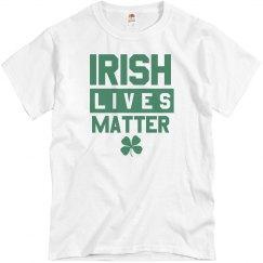 Irish Lives Matter