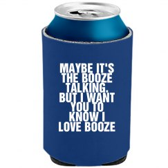 I Love Booze
