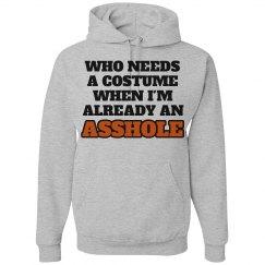 Who Needs A Costume...