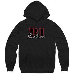 B1 logo hoodie