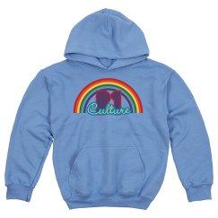 B1 bow hoodie