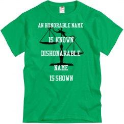 Honorable Name Green