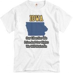 Iowa Slogan