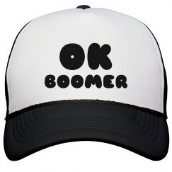 OK Boomer Cap
