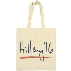 Hillary Clinton 2016 Liberal Bag