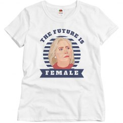 The Future Is Female Hillary 16