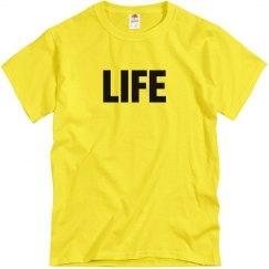 Life & Lemons Costume Tee