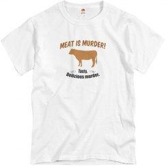 Meat is Murder!