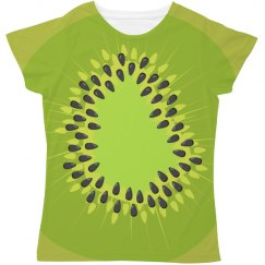 Halloween Kiwi Fruit Costume