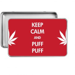 Keep Calm And Puff