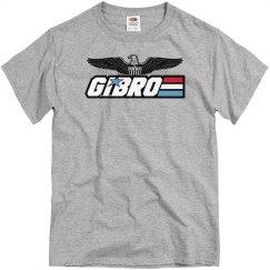 G. I. Bro Eagle Logo