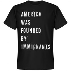 America was Founded by Immigrants