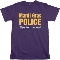 Mardi Gras Tops Up