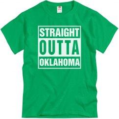 Straight Outta Oklahoma T-Shirt