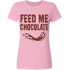 Feed Me Chocolate
