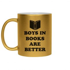 Boys In Books Are Always Better