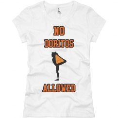 No Doritos Allowed