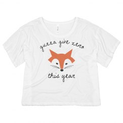 New Year's Gunna Give Zero Fox