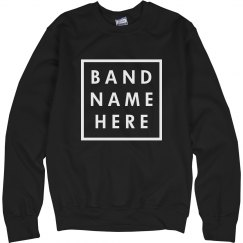 Make A Custom Band Sweatshirt
