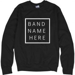 Make A Custom Band Sweatshirt