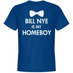 Bill Nye Is My Homeboy