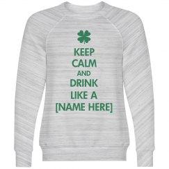 Keep Calm Drink Cozy