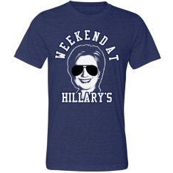 A Weekend At Hillary's