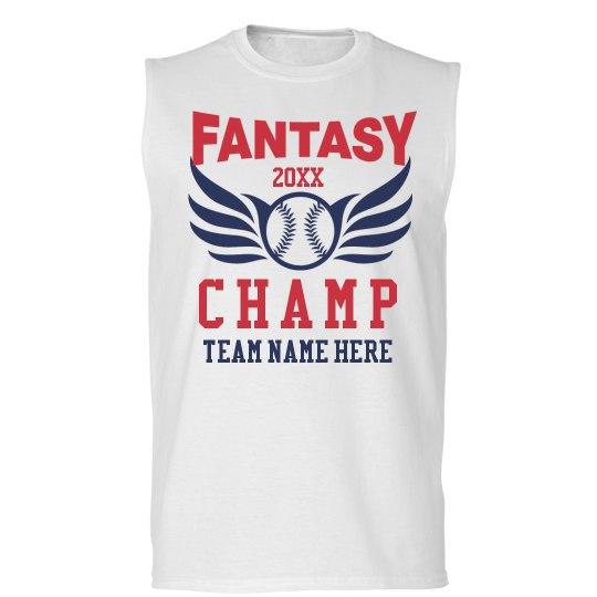 Fantasy Baseball Champs