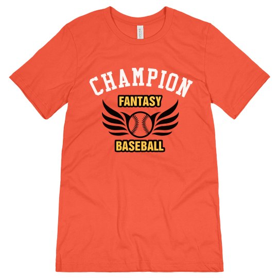 Fantasy Baseball Team Tee