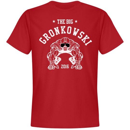 Fantasy Football Big Gronkowski