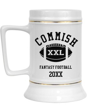 Fantasy Football League Commish Gifts For Fans