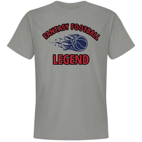 Fantasy Football Legend Tshirt