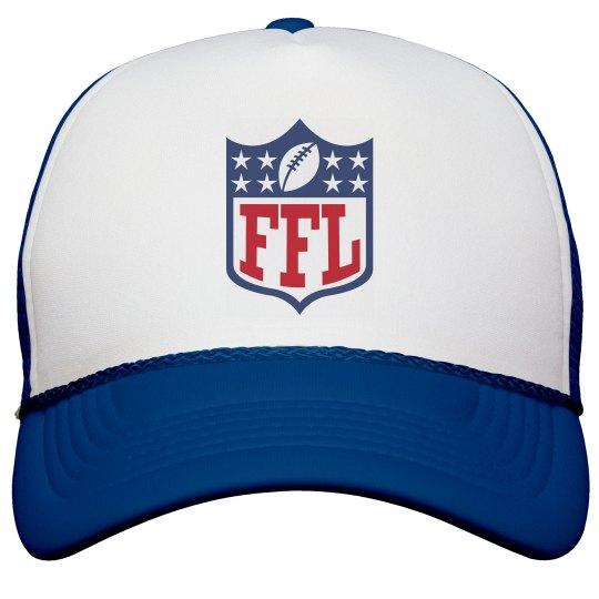 Fantasy Football Logo Hat