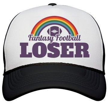 Fantasy Football Loser Trophy Hat
