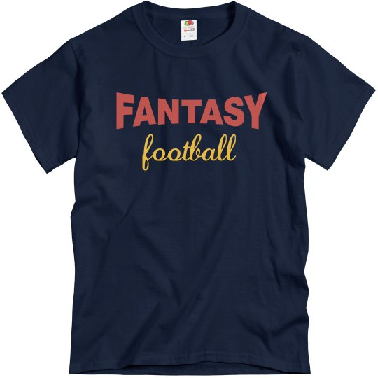 Fantasy Football Tshirt