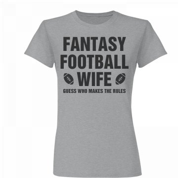 Fantasy Football Wife