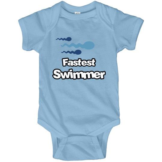 Fastest Swimmer