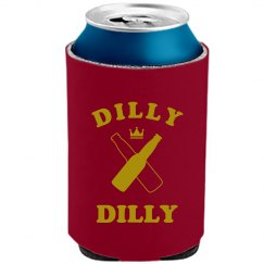Beer With Crown Dilly Dilly