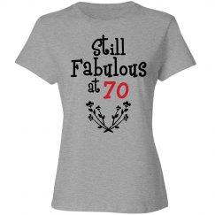 Still Fabulous at 70