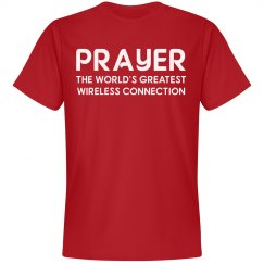 Prayer The World's Greatest Wireless Connection
