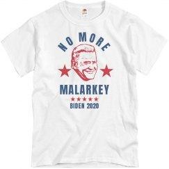 Biden 2016 Malarkey