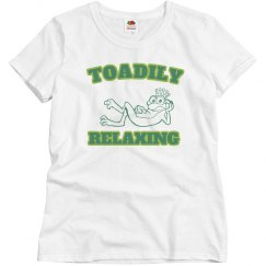 Toadily Relaxing