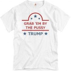 Trump Grab 'Em By The Pussy