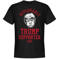 I'm A Deplorable Trump Supporter