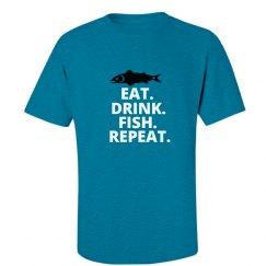 Eat. Drink. Fish. Repeat.