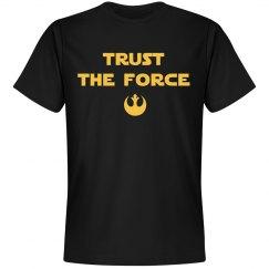 Trust The Force Jedi Knight